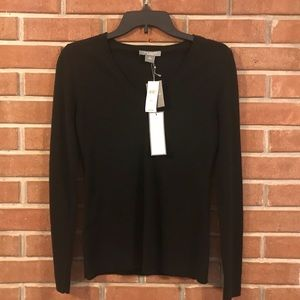 Cashmere sweater from Ann Taylor